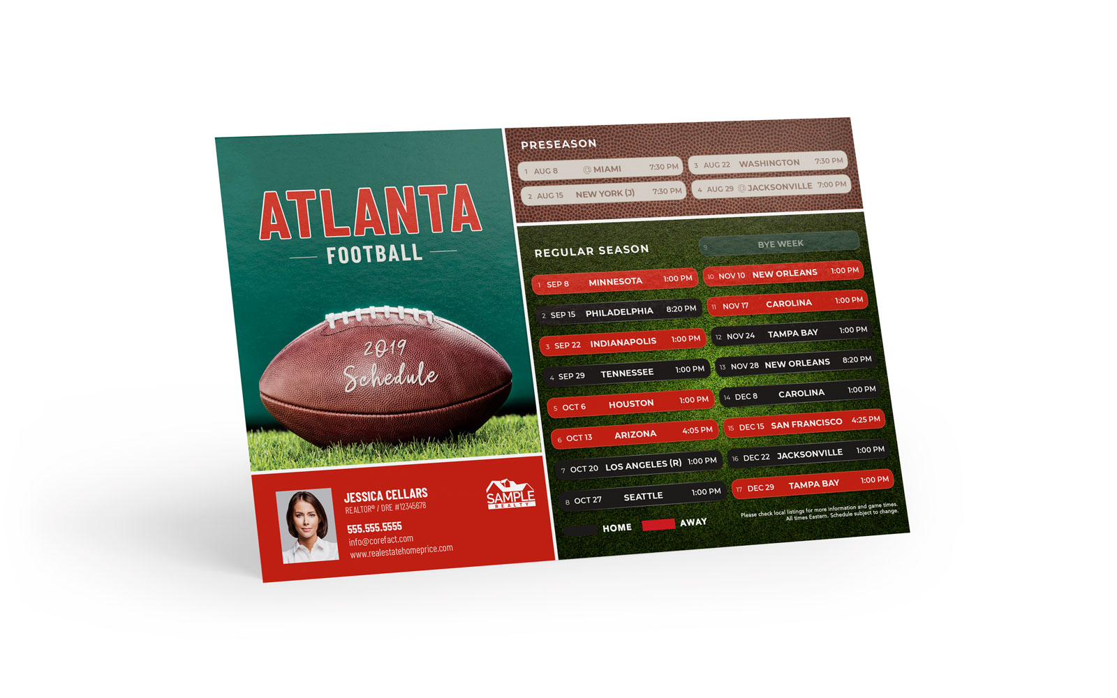 Corefact Sports - Football Atlanta