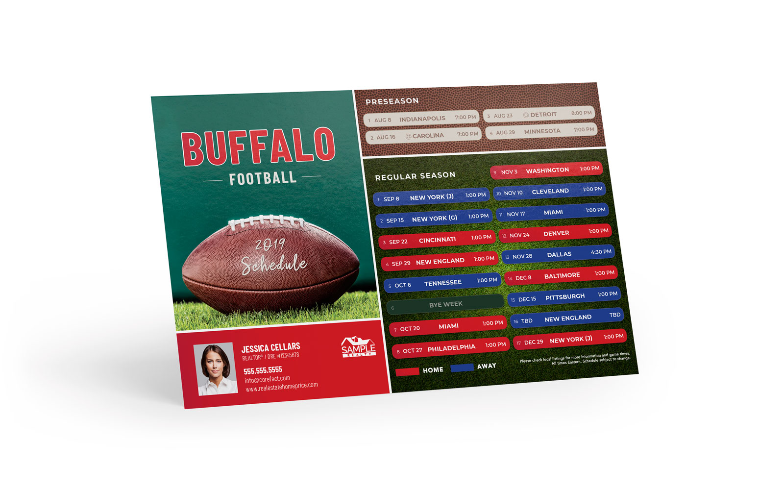 Corefact Sports - Football Buffalo