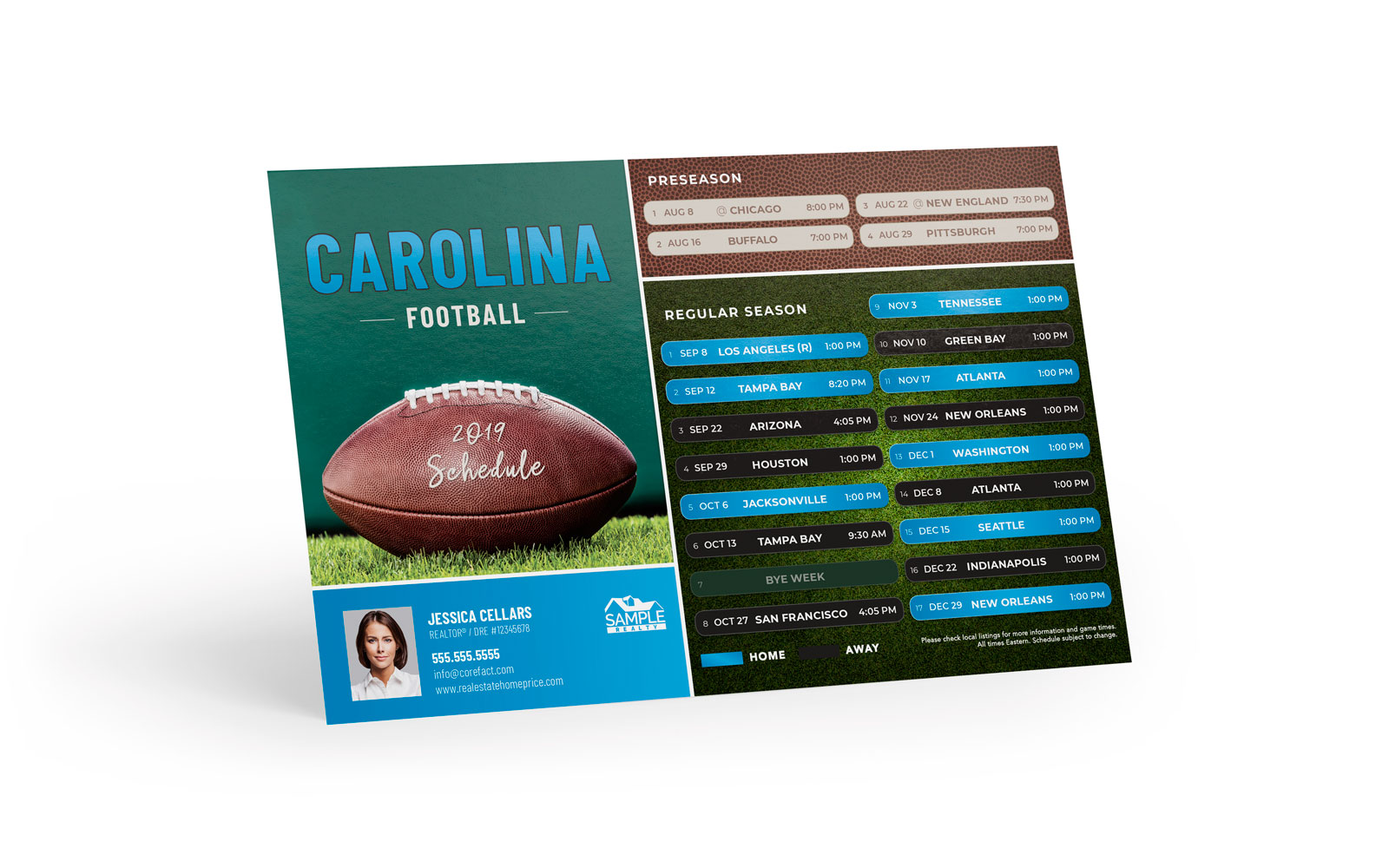 Corefact Sports - Football Carolina