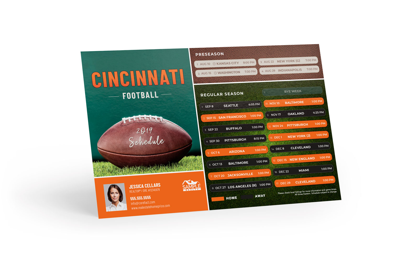Corefact Sports - Football Cincinnati