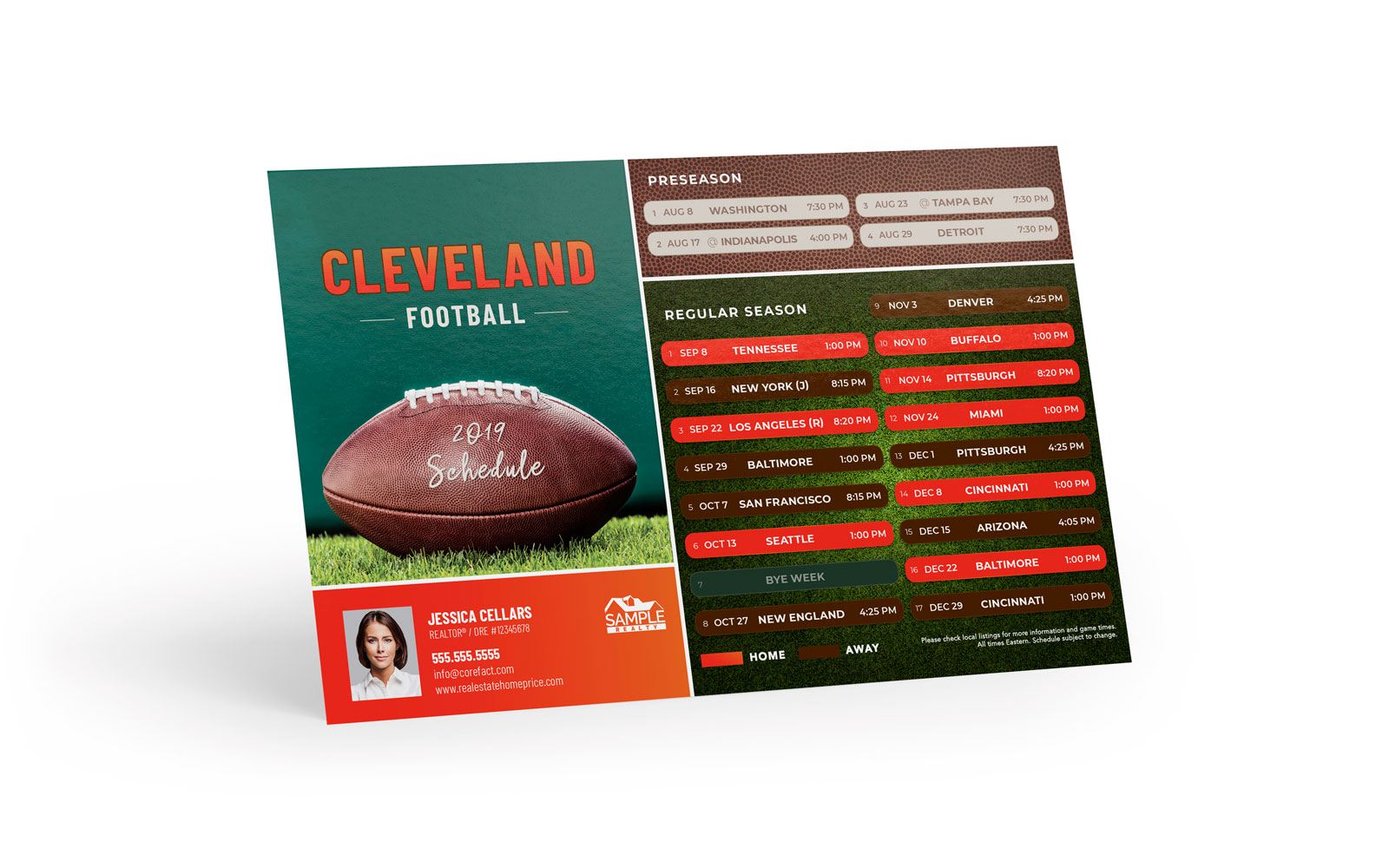 Corefact Sports - Football Cleveland
