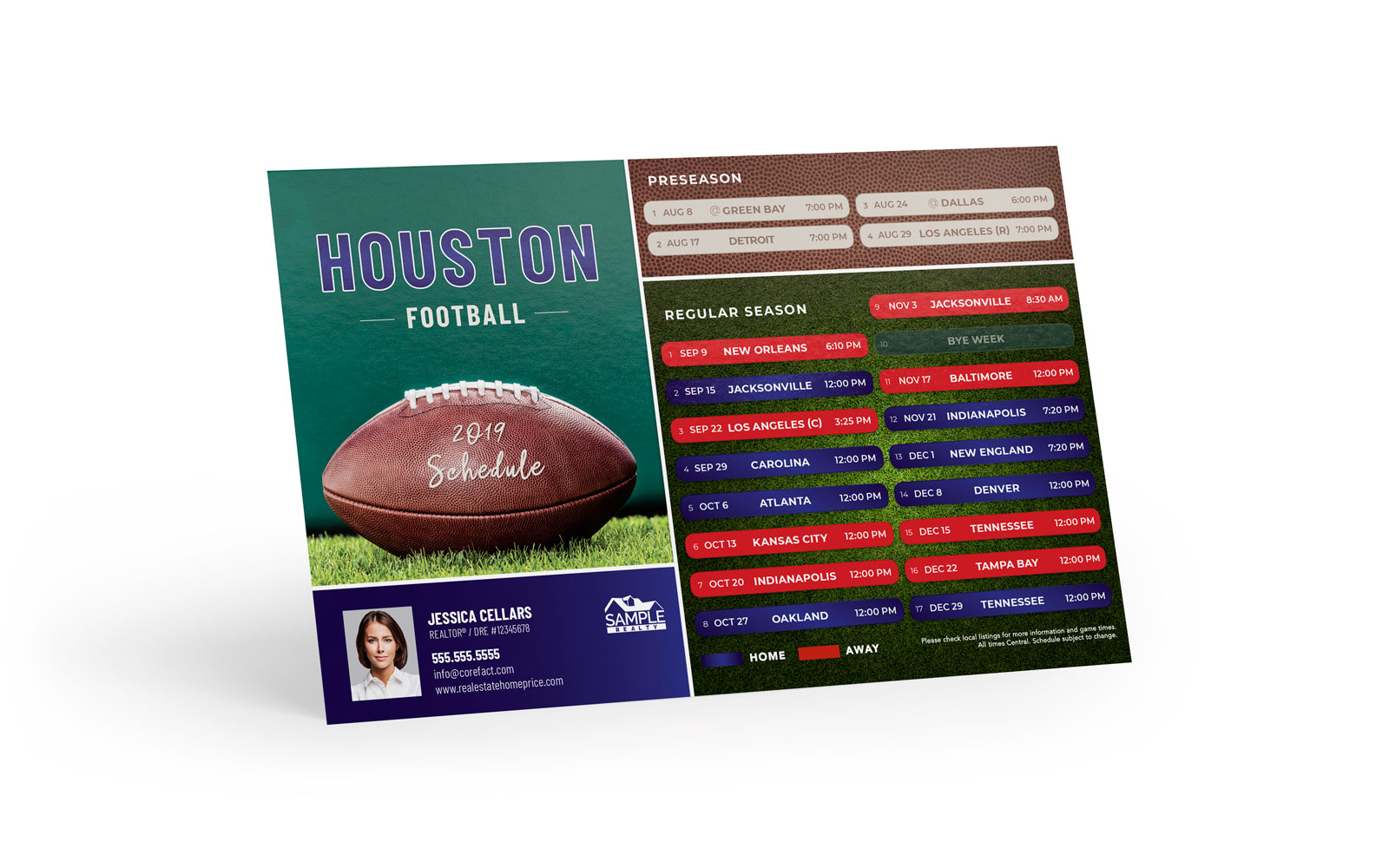 Corefact Sports - Football Houston