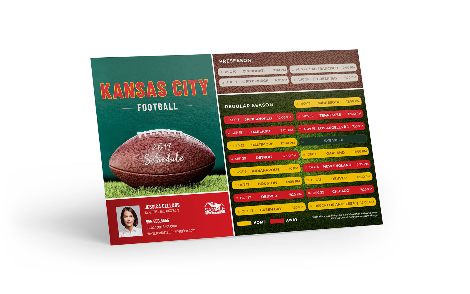 Corefact Sports - Football Kansas City