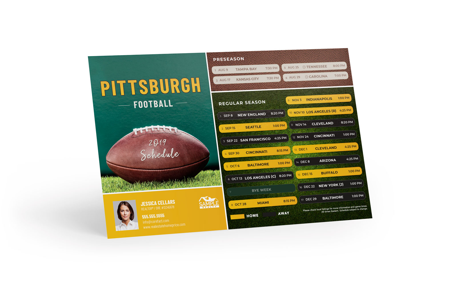 Corefact Sports - Football Pittsburgh