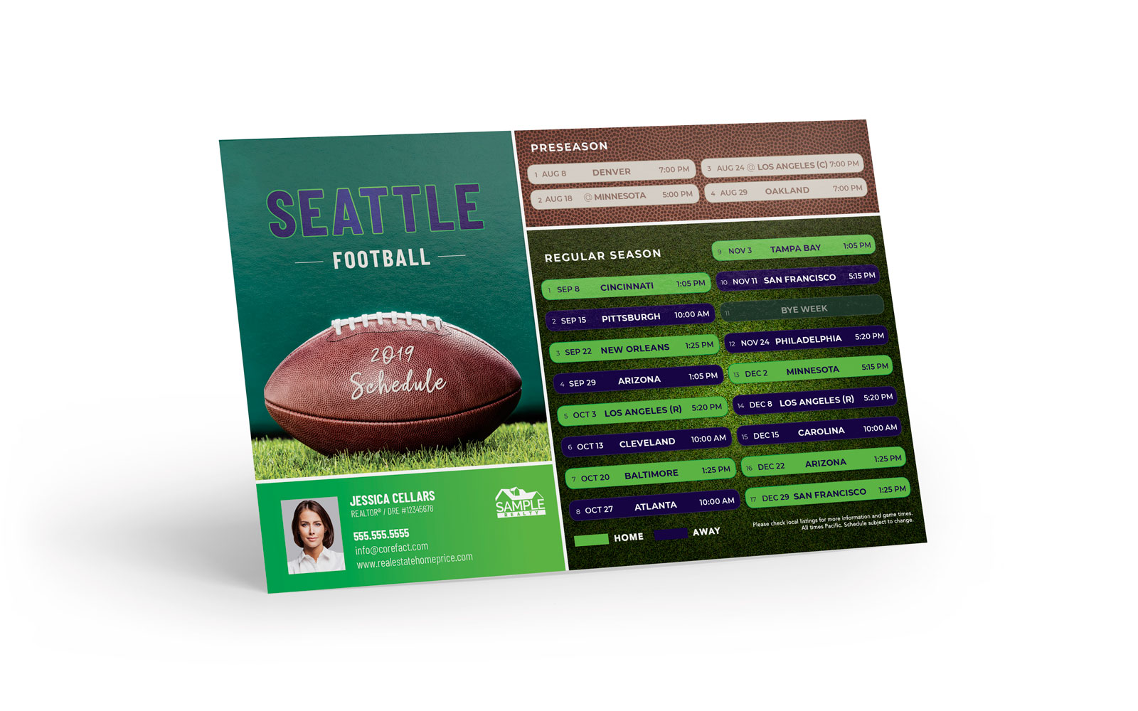 Corefact Sports - Football Seattle