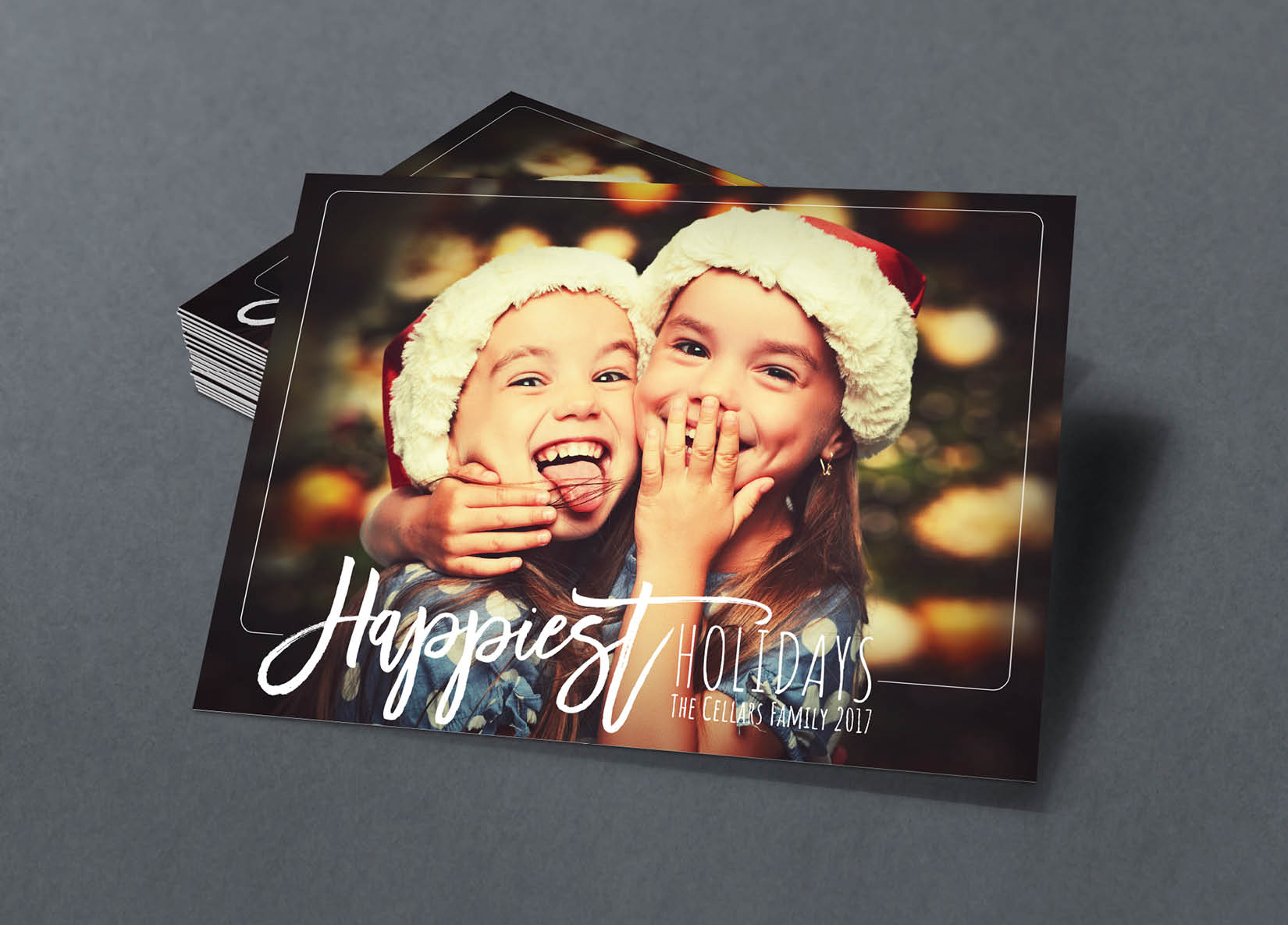 Corefact Family Holiday Card - 11