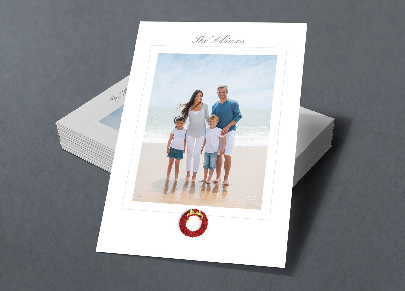 Corefact Family Holiday Card - 12