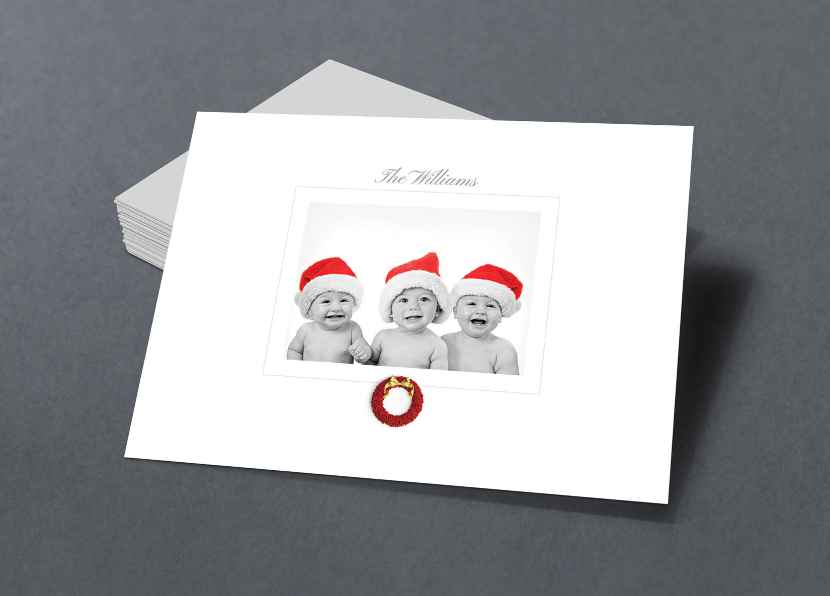 Corefact Family Holiday Card - 10