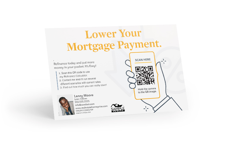 Corefact Mortgage - QR Code