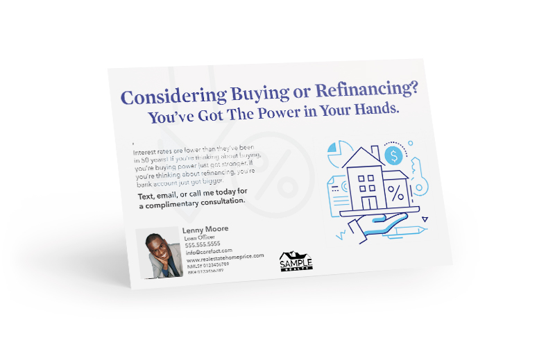 Corefact Mortgage - Refinancing