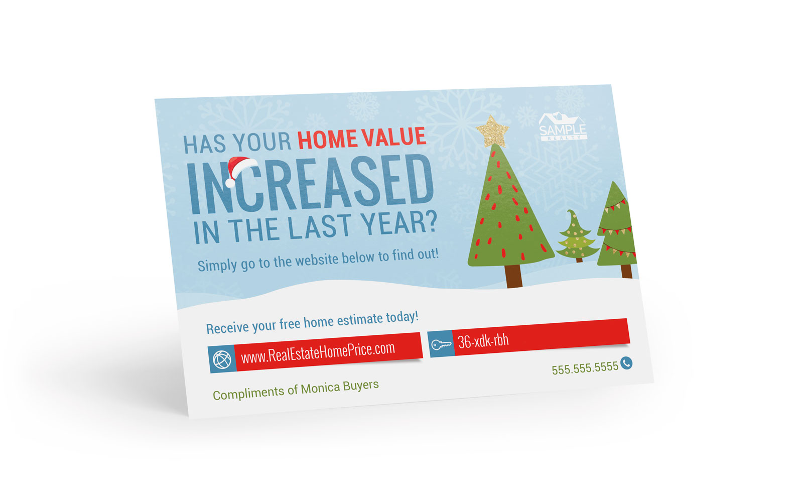 Corefact Seasonal - Home Estimate Trees