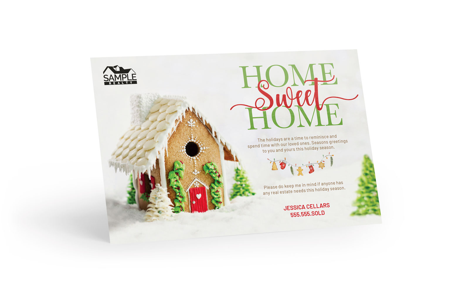 Corefact Seasonal - Home Sweet Home