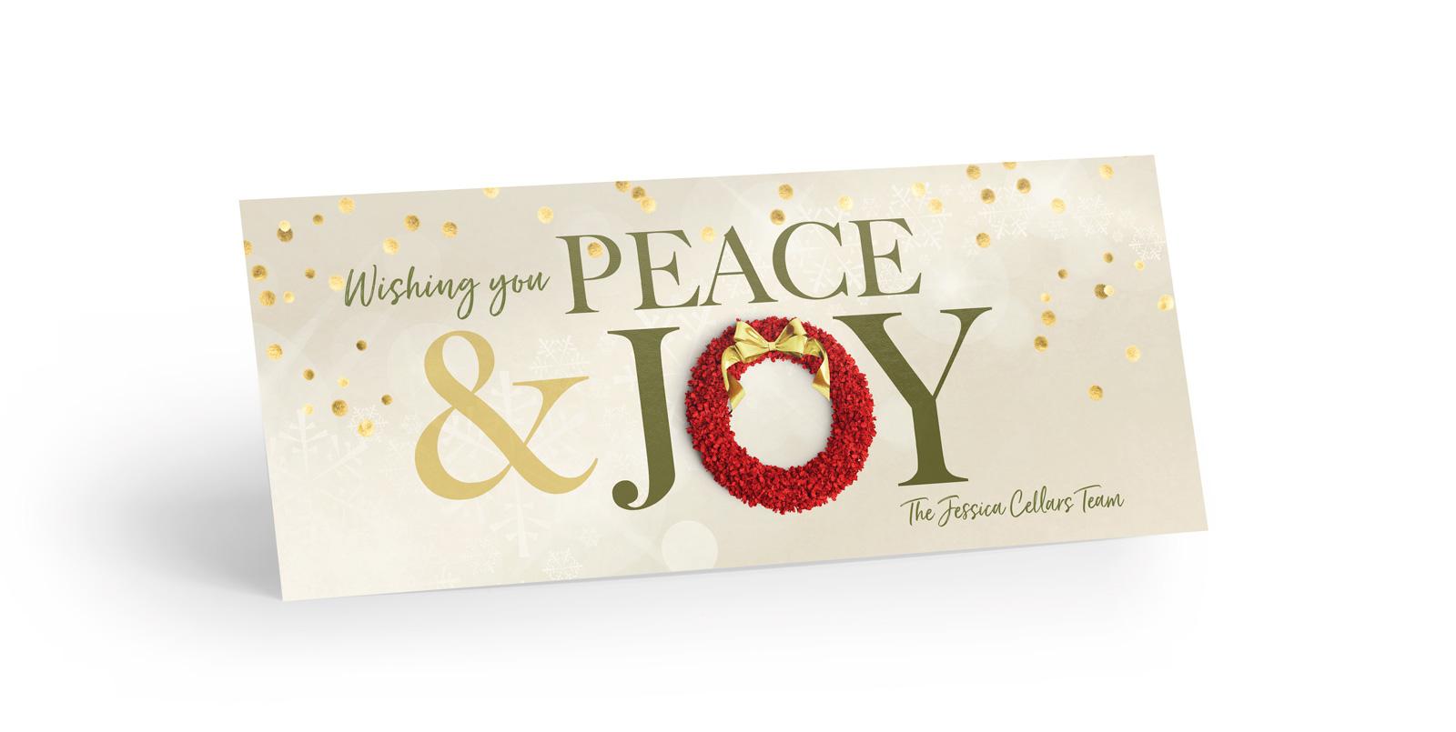 Corefact Seasonal - Peace & Joy