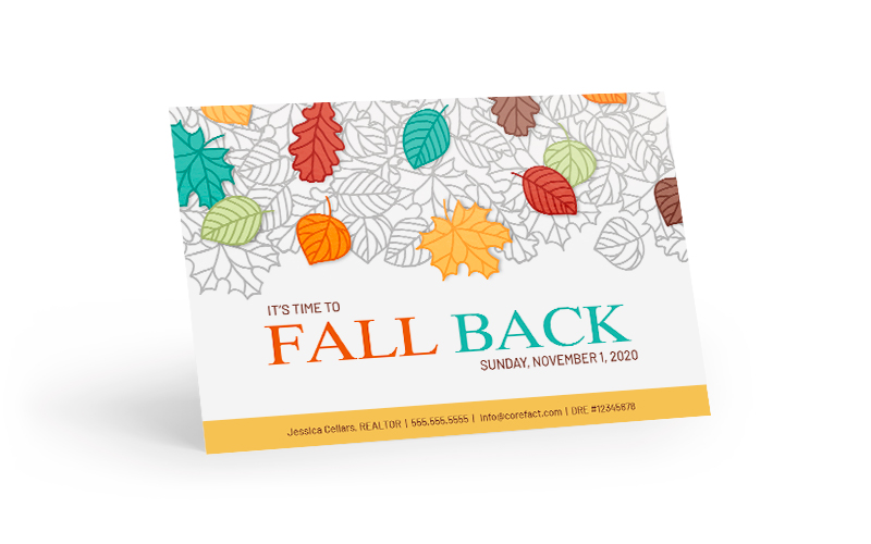 Corefact Seasonal - Fall Back 2020