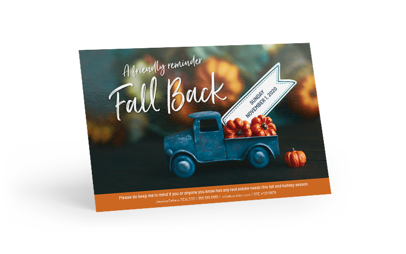 Corefact Seasonal - Fall Back Truck