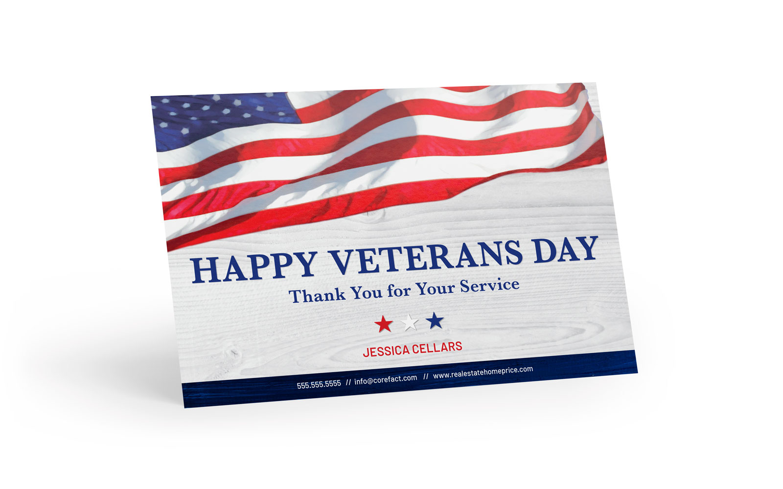 Corefact Seasonal - Veterans Day