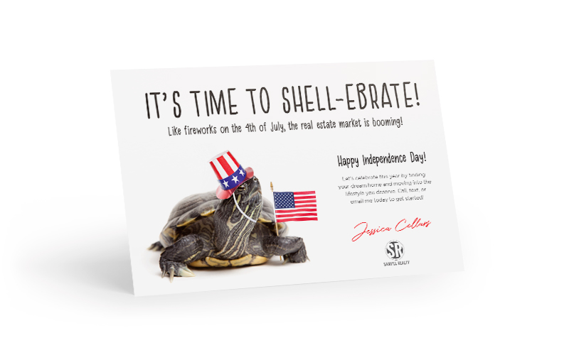 Corefact Bright Side - Shell-ebrate 4th of July