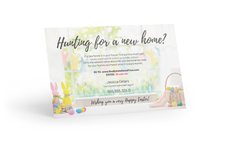 Corefact Seasonal - Home Estimate Easter
