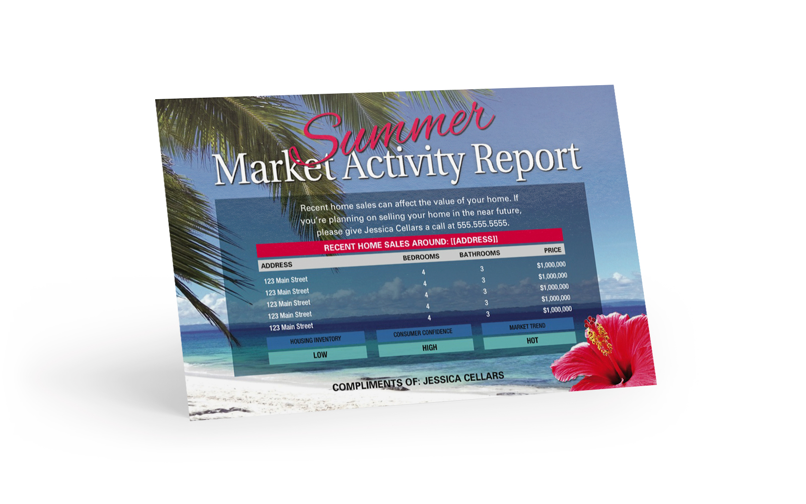 Corefact Seasonal - Market Update Summer(Manual)