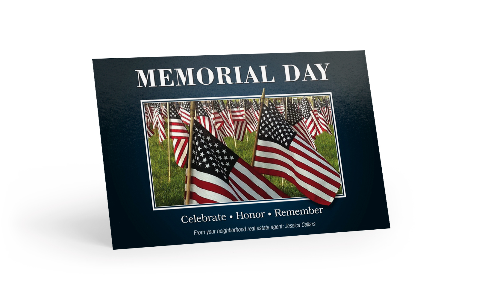 Corefact Seasonal - Memorial Day Flags
