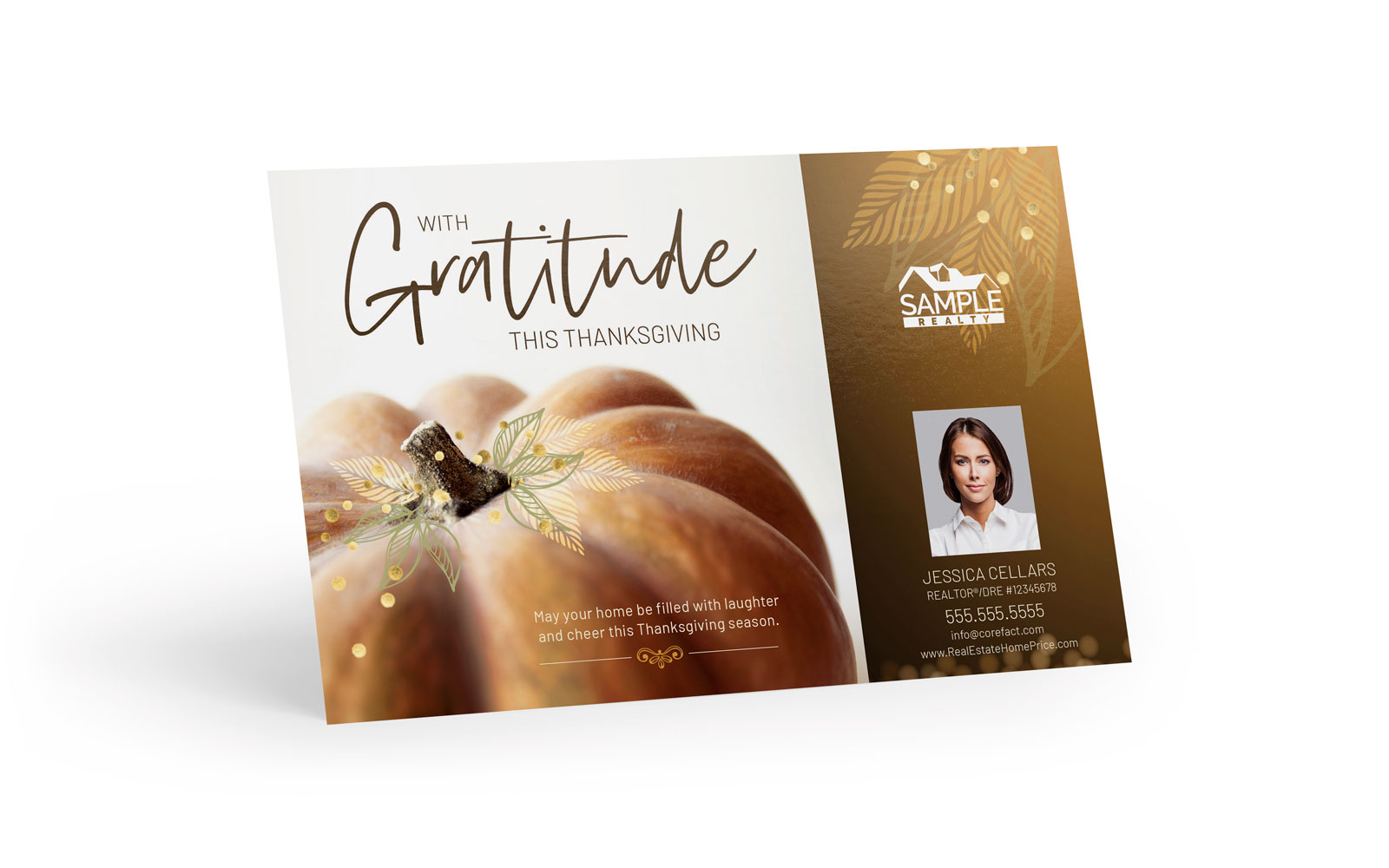Corefact Seasonal - Thanksgiving Gratitude