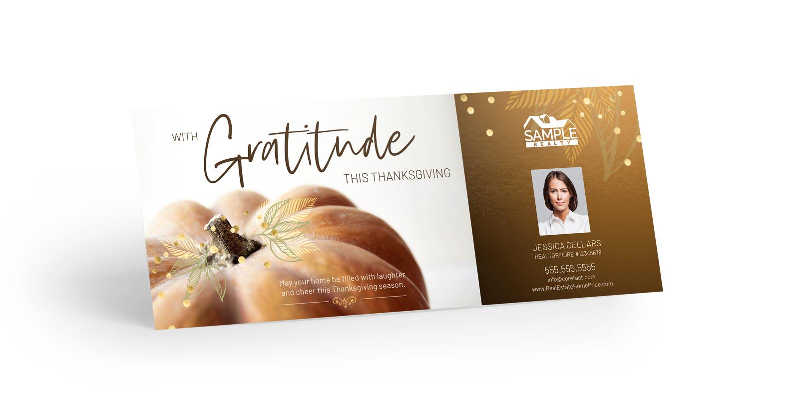 Corefact Seasonal - Thanksgiving Gratitude