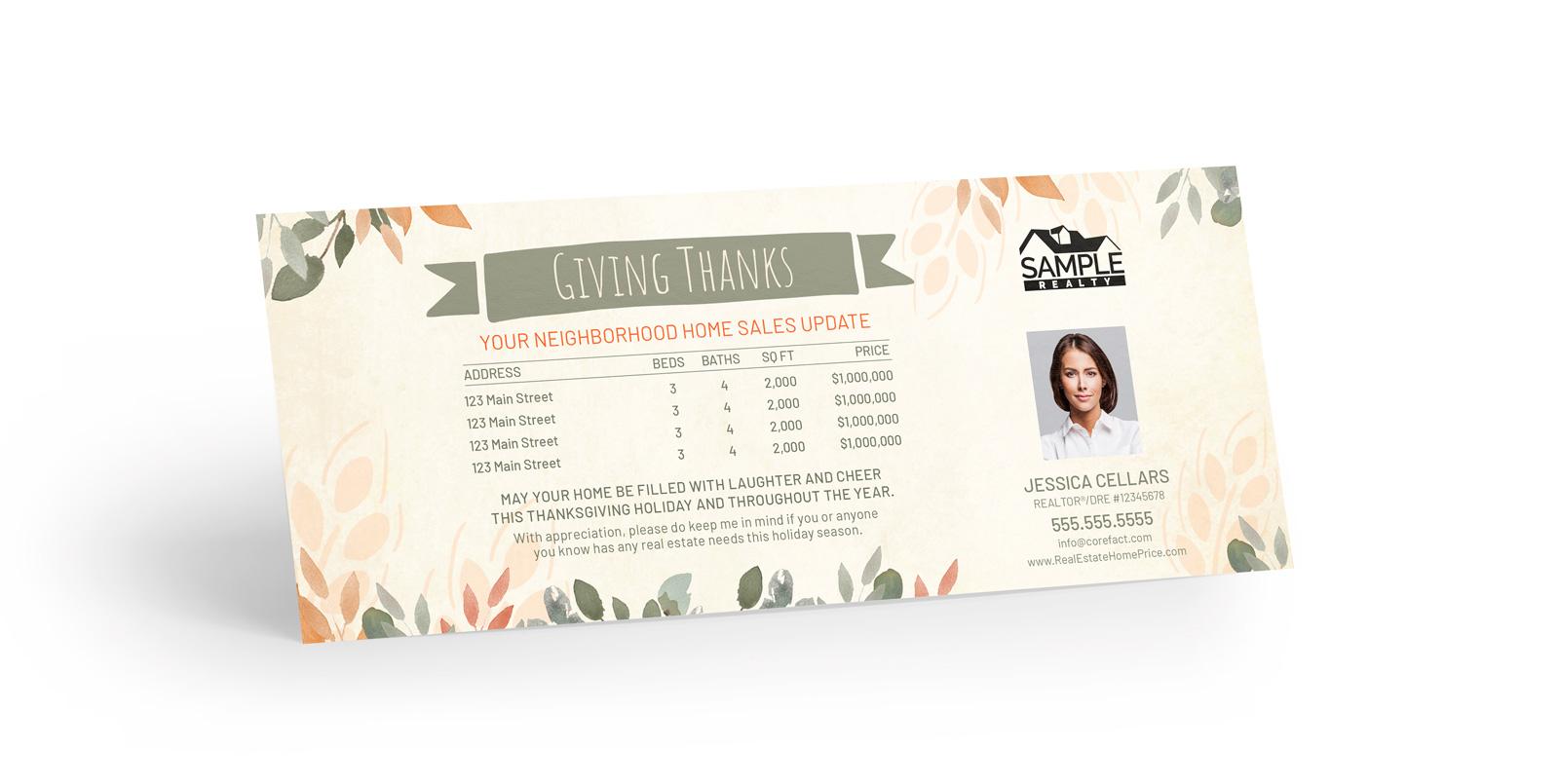 Corefact Seasonal - Market Update Thanksgiving (Manual)