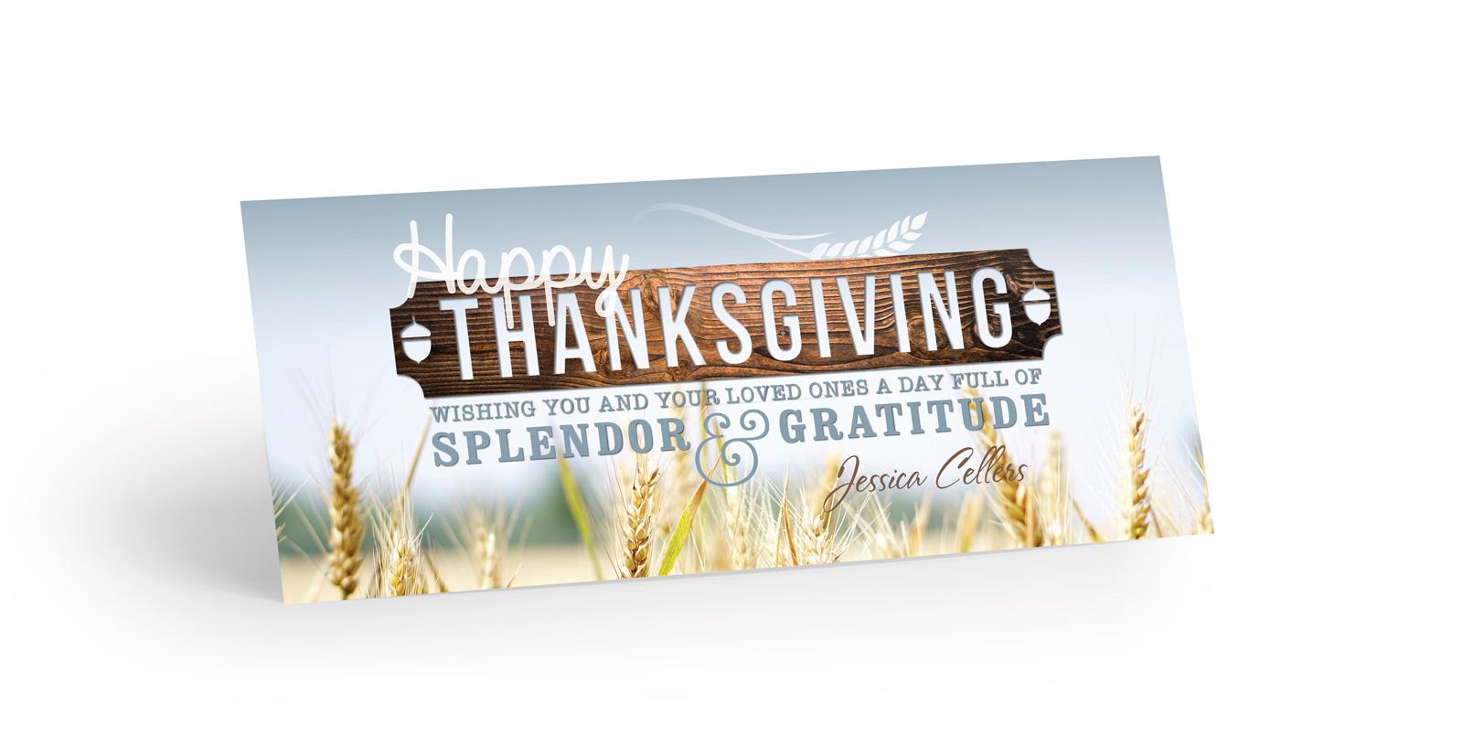 Corefact Seasonal - Thanksgiving