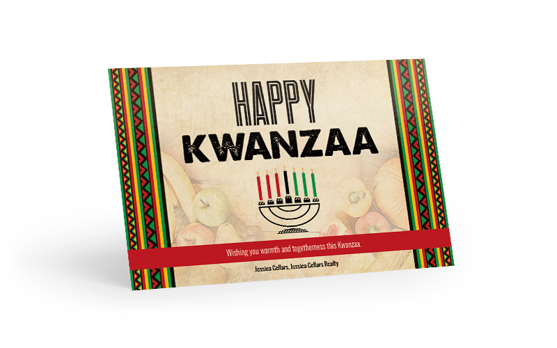Corefact Seasonal - Happy Kwanzaa