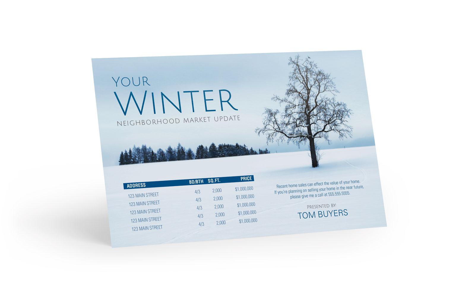 Corefact Seasonal - Market Update Winter(Manual)