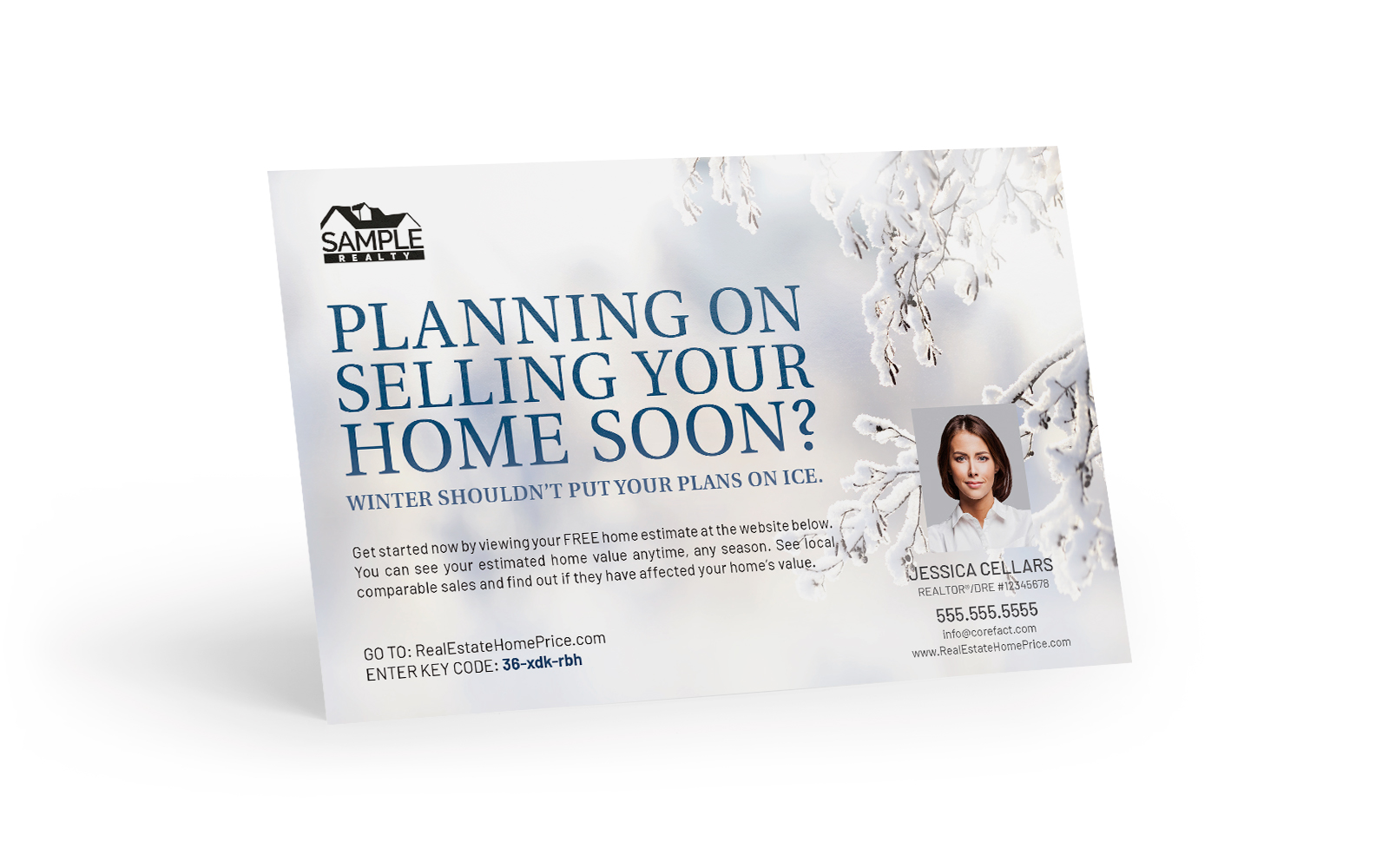 Corefact Seasonal - Home Estimate Winter