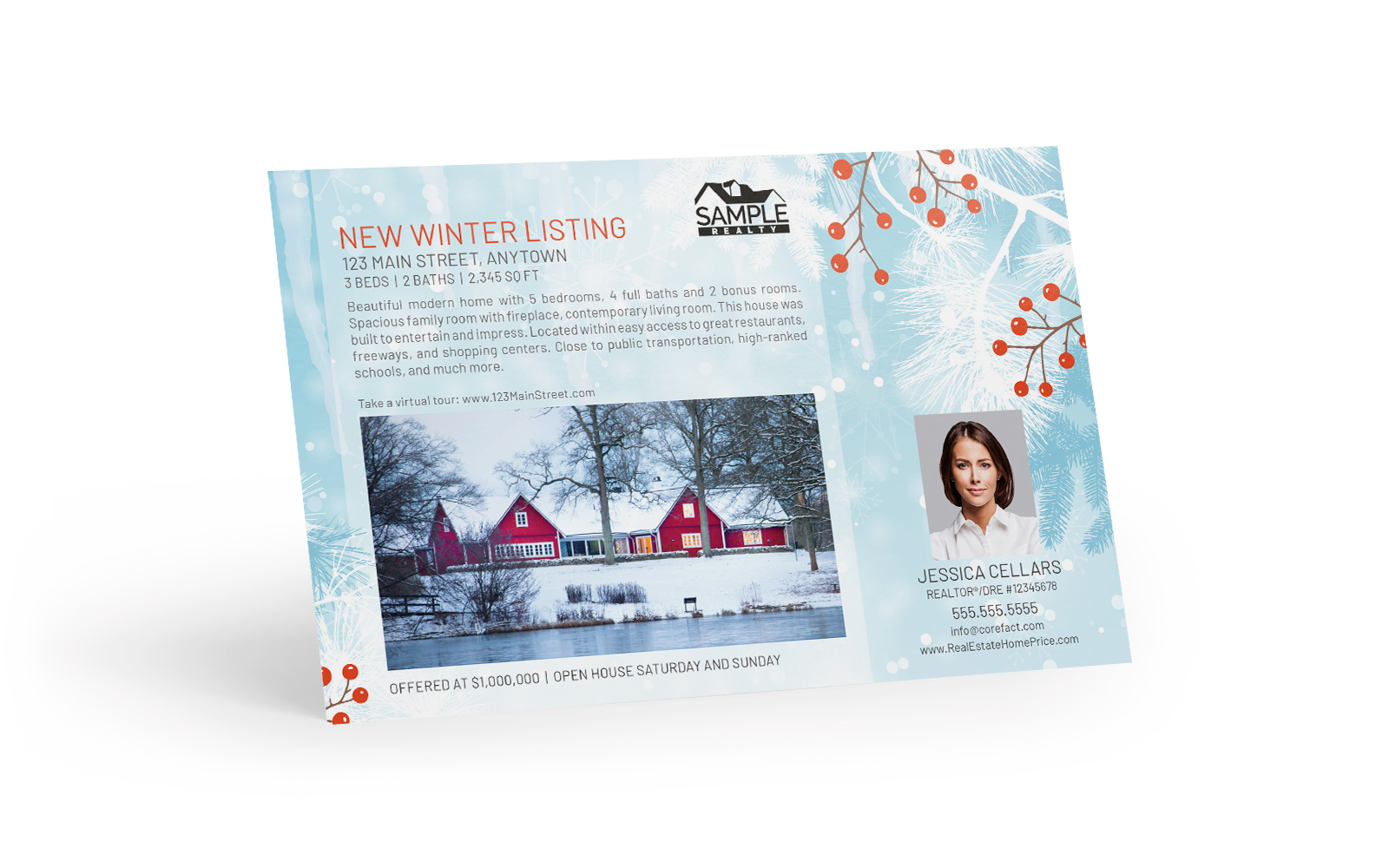 Corefact Seasonal - Just Listed Winter