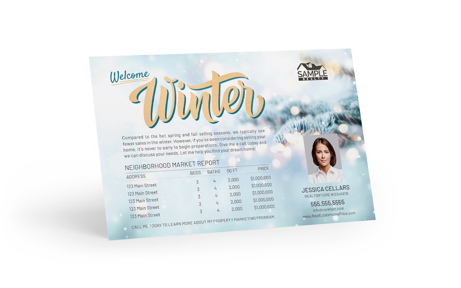 Corefact Seasonal - Market Update Winter (Manual)