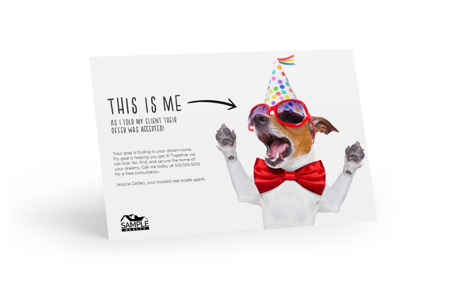 Corefact The Light Side - The Celebrating Beagle