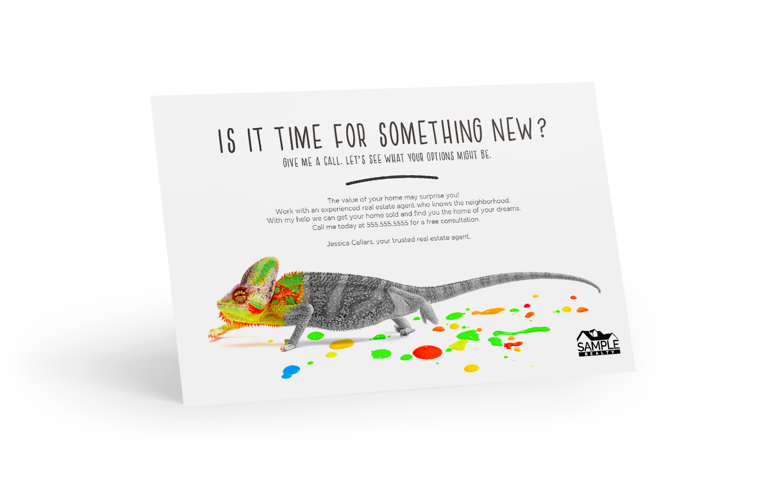 Corefact The Bright Side - The Changing Chameleon
