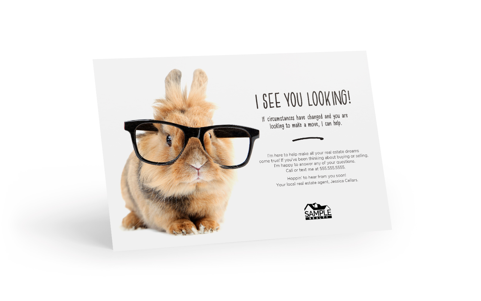 Corefact The Bright Side - The Farsighted Bunny