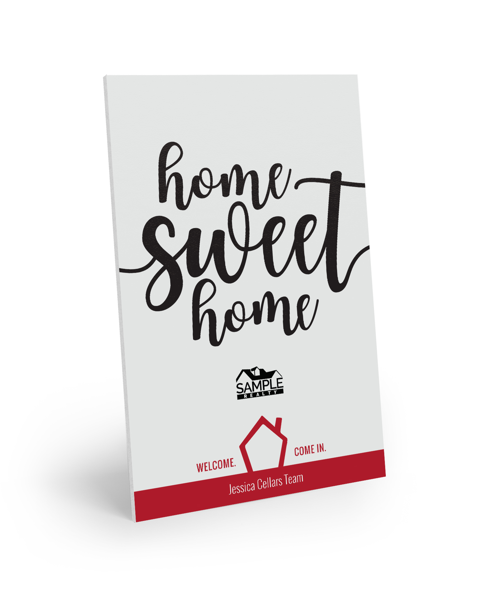 Corefact Welcome Sign - Sweet Home