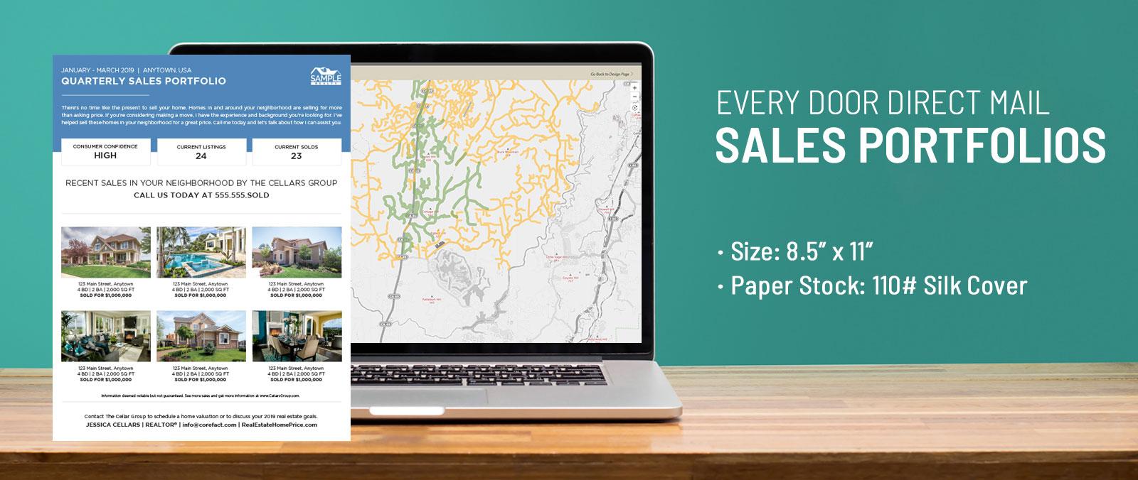 EDDM Sales Portfolios