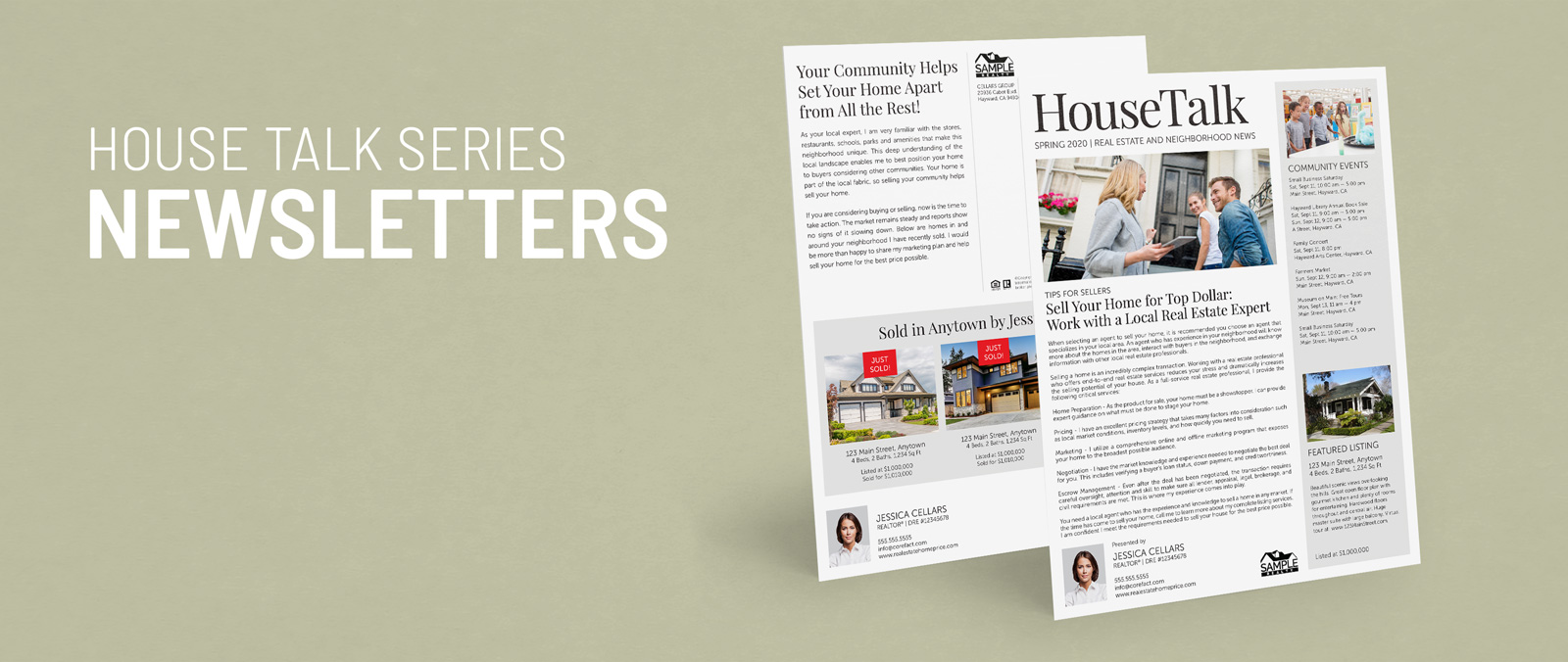 House Talk Series Newsletters