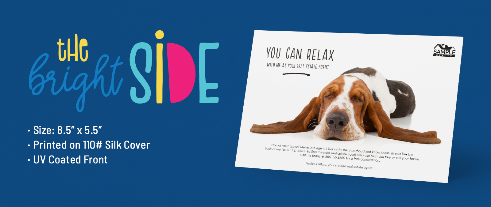 The Bright Side Postcards