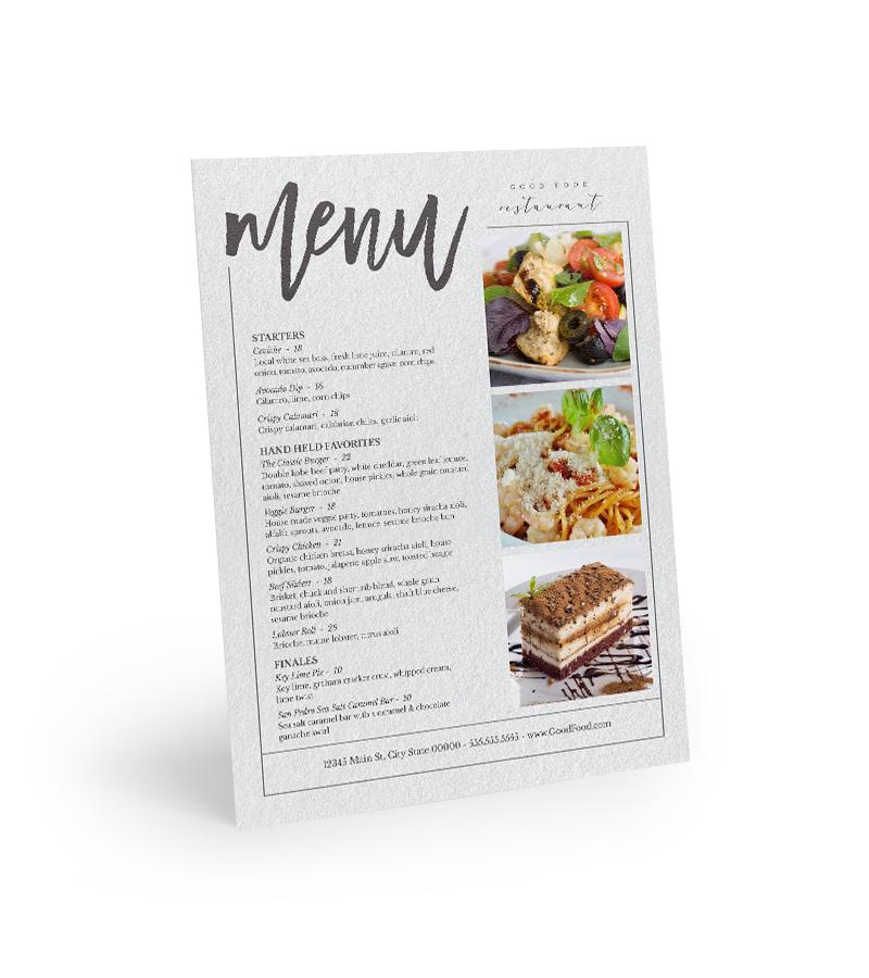 Corefact Menu - Casual Dining Photos